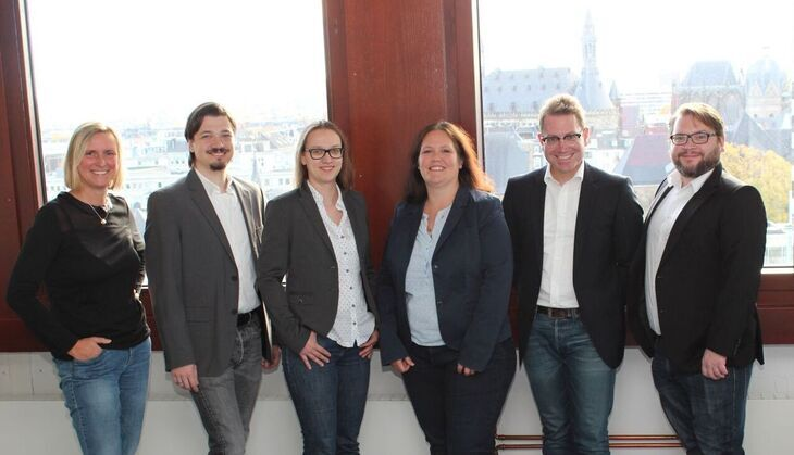 Forschungsdatenmanagement Teamfoto